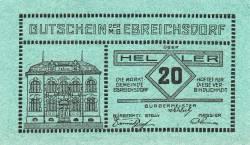 Image #1 of 20 Heller 1920 - Ebreichsdorf