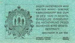 Image #2 of 20 Heller 1920 - Ebreichsdorf