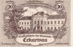 Imaginea #1 a 20 Heller 1920 - Eckartsau
