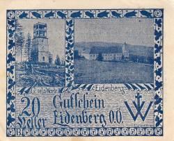 Imaginea #1 a 20 Heller 1920 - Eidenberg