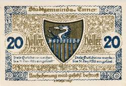 Imaginea #2 a 20 Heller 1920 - Enns