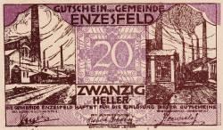 Image #1 of 20 Heller 1920 - Enzesfeld