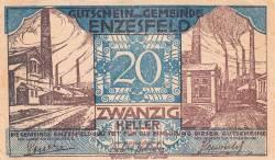 Image #1 of 20 Heller 1920 -Enzesfeld