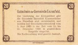 Image #2 of 20 Heller 1920 -Enzesfeld