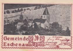 Image #1 of 20 Heller 1920 - Eschenau