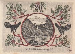 Imaginea #1 a 20 Heller 1920 - Esternberg