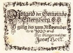 Imaginea #2 a 20 Heller 1920 - Esternberg