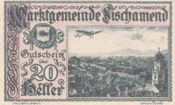 Imaginea #1 a 20 Heller 1920 - Fischamend