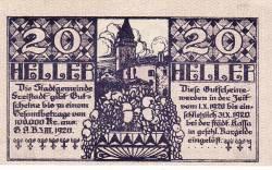 Image #2 of 20 Heller 1920 - Freistadt