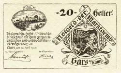 Image #1 of 20 Heller 1920 - Gars am Kamp