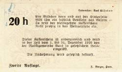 Image #2 of 20 Heller 1920 - Gars am Kamp