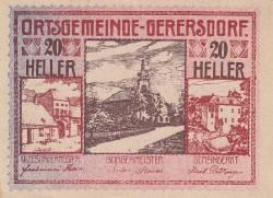 Imaginea #1 a 20 Heller ND - Gerersdorf