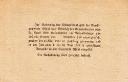 Image #2 of 20 Heller 1920 - Gföhl