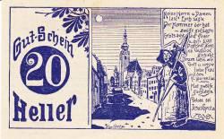 Imaginea #1 a 20 Heller 1920 - Gramastetten