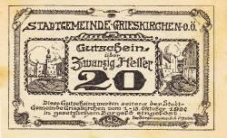 Image #1 of 20 Heller 1920 - Grieskirchen