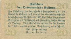 Image #2 of 10 Heller 1920 - Grünau
