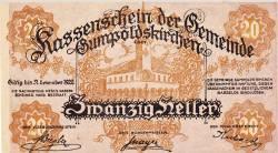 Image #1 of 20 Heller 1920 - Gumpoldskirchen