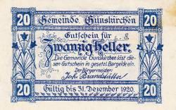 Image #1 of 20 Heller 1920 - Gunskirchen