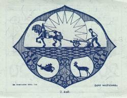 Imaginea #2 a 20 Heller 1920 - Hagenberg (A II-a emisune - 2. Auflage)