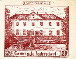 Image #1 of 20 Heller 1920 - Jeutendorf