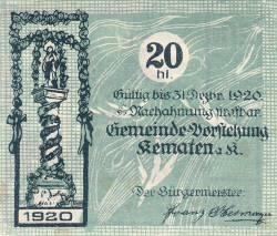 Image #2 of 20 Heller 1920 - Kematen an der Krems