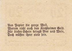 Image #2 of 20 Heller 1920 - Kirchheim