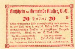Image #2 of 20 Heller 1920 - Klaffer am Hochficht