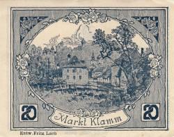 Image #1 of 20 Heller 1920 - Klamm