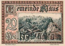 Imaginea #1 a 20 Heller 1920 - Klaus