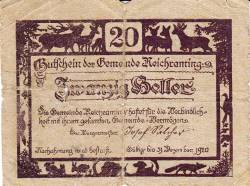 Image #1 of 20 Heller 1920 - Reichraming