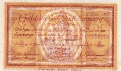 Imaginea #2 a 20 Heller 1920 - Salzburg