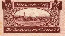 Image #2 of 20 Heller 1920 - Sankt Georgen im Attergau