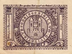 Image #2 of 20 Heller 1920 - Ybbs an der Donau