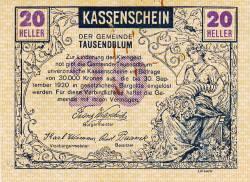 Image #1 of 20 Heller ND - Tausendblum