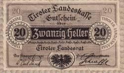 Image #1 of 20 Heller 1920 - Tirol