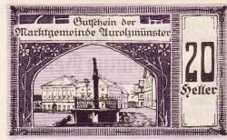 Image #1 of 20 Heller 1920 - Aurolzmünster