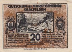 Image #1 of 20 Heller 1920 - Saalfelden