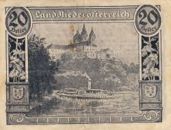 Image #2 of 20 Heller 1920 -  Lower Austria - Niederösterreich