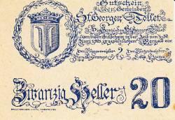 Image #2 of 20 Heller 1921 - Sankt Georgen and Tollet