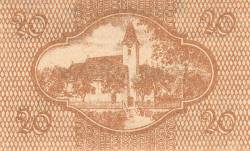 Imaginea #2 a 20 Heller 1920 - Ernsthofen