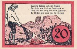 Imaginea #2 a 20 Heller ND - Jochberg