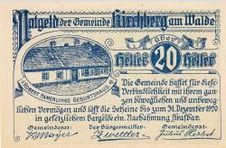 Image #1 of 20 Heller 1920 - Kirchberg am Walde