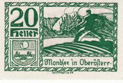 Imaginea #1 a 20 Heller ND - Mondsee