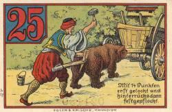 Image #2 of 25 Pfennig 1920 - Rinteln