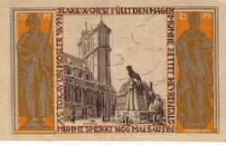 25 Pfennig 1921 - Braunschweig