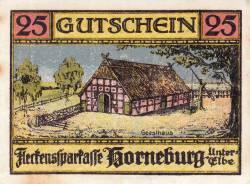 Imaginea #1 a 25 Pfennig 1921 - Horneburg