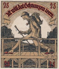Image #2 of 25 Pfennig 1921 - Preetz