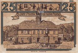 Imaginea #2 a 25 Pfennig ND - Lähn im Riesengebirge