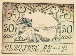 Image #1 of 30 Heller 1920 - Au an der Donau