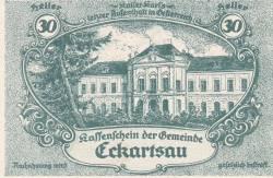 Imaginea #1 a 30 Heller 1920 - Eckartsau